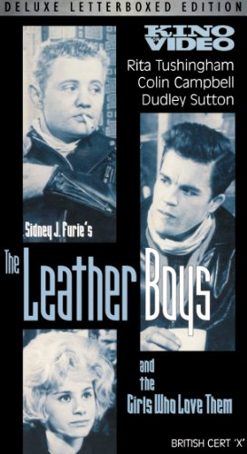The Leather Boys [VHS]