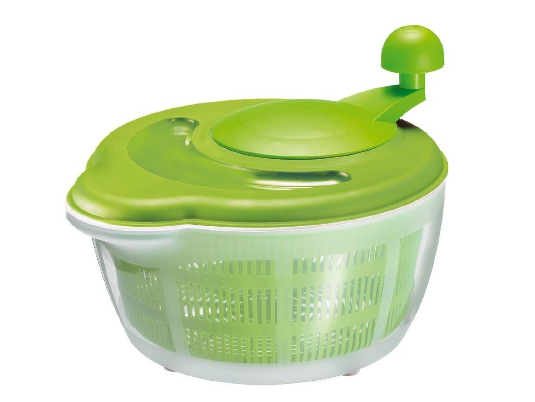 Westmark German Vegetable and Salad Spinner with Pouring Spout (Green) by Westmark