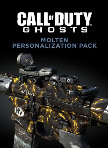 Call of Duty: Ghosts - Molten Pack [Online Game Code] (Ghost Of Duty Call Pack Dlc)