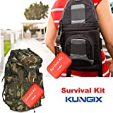 Kungix-Outdoor-Emergency-Survival-Gear-Kit-with-Waterproof-Bag-6-Piece-One-Pack