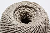 LAMINATED 36x24 Poster: Cord Tangle Cylinder Child Custody By Machine Wrapped Twine Star Structure Background Fund
