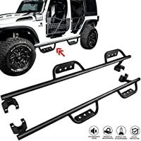 Running Boards for 2007-2016 Jeep JK Wrangler 4 Door