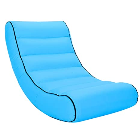 TZTED Sofa Hinchable Impermeable Portátil Ligero Aire Sofá ...