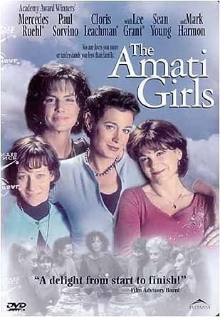 Amazoncom The Amati Girls Anna Berger John Capodice Cassie Cole
