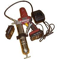 AGRITEK Pistola de Grasa engrasadora inalambrica electrica a