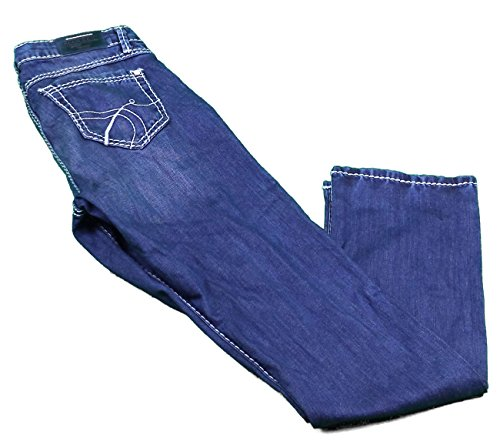 SOCCX - Vaqueros - para mujer azul azul 27W x 32L