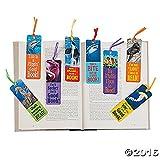 48 Realistic Ocean Animals Kids Bookmarks Under Sea