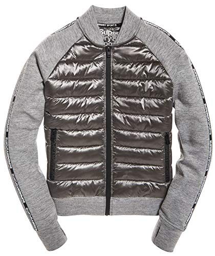 Core Jacke Tech Choose Superdry Women's Hybrid Gym Bomber Szcolor Details About OkuTPlwXZi