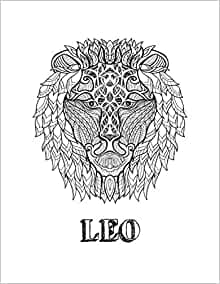 Leo: Coloring Book with Three Different Styles of All ...