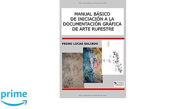 Manual Básico de Introducción a la Documentación Gráfica de Arte Rupestre (Spanish Edition): Pedro Lucas Salcedo: 9788409073627: Amazon.com: Books