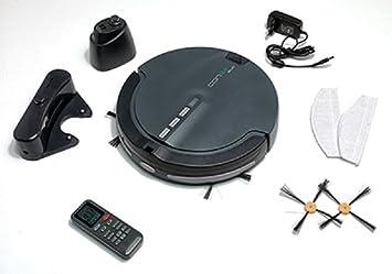 Cecotec C05003 Robot aspirador inteligente CONGA SLIM 0.25 litros: Amazon.es: Hogar
