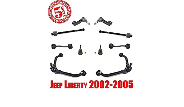 Amazon Brand New Chassis 10pc Plete Front Suspension Kit For. Amazon Brand New Chassis 10pc Plete Front Suspension Kit For Jeep Liberty 20022005 Automotive. Jeep. 2005 Jeep Liberty Front Frame Diagram At Scoala.co