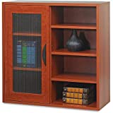 Safco Apres Single-Door Cabinet with Shelves