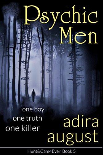 Psychic Men: Hunter Dane Investigation 3 (Hunt&Cam4Ever Book 5)