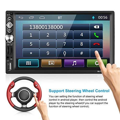 Amazon.com: 2 Din Car Multimedia ,7