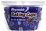 Reynolds Party Baking Cups (Assorted Patterns, 36 Count)