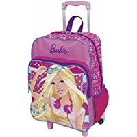 Mochila de Roda Grande Barbie 16M Plus 063850-00