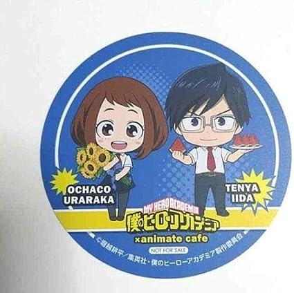 Amazon Com My Hero Academia Coaster Ochako Uraraka Tenya