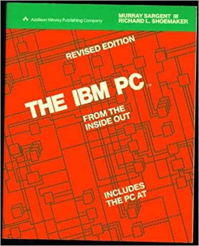 Book The IBM Personal Computer from the Inside Out