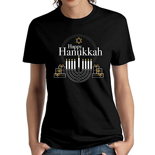 Previously Beat All Women Hanukkah Festival Of Lights Merry Xmas Cool T-Shirt (Christmas Songs Fast Beat)