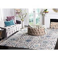 Safavieh Madison Collection MAD600C Bohemian Chic Glam Paisley Area Rug, 8