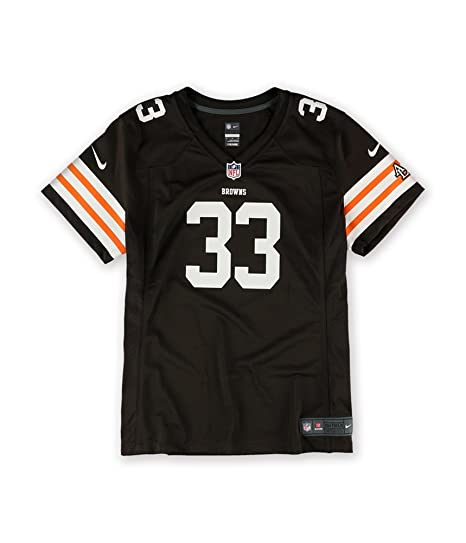 db7a19692 Amazon.com  NFL Team Apparel Womens Cleveland Browns Richardson Jersey   Sports   Outdoors