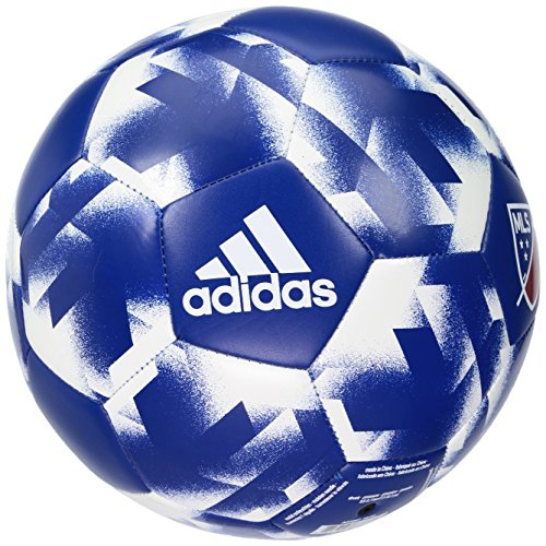 MLS New York City F.C. Authentic Soccer Ball, Size 5, Blue