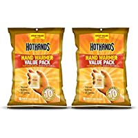 20-Count HotHands Hand Warmer Value Pack
