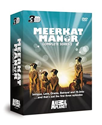 Meerkat Manor Series 2 Triple Pack DVD Reino Unido: Amazon.es ...