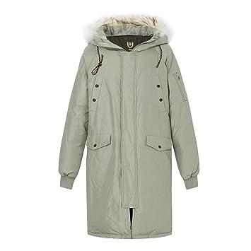 3e563b59d4e99 Cotton coat Ropa de Abrigo Chaqueta de algodón para Hombre Cuello Alto de  Invierno con Capucha ...