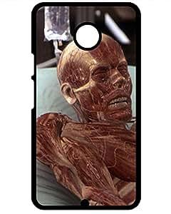Martha M. Phelps's Shop Discount Hot Well-designed Hard Case Cover Hollow Man Motorola Google Nexus 6 9013459ZG804561364NEXUS6