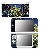 Teenage Mutant Ninja Turtles TMNT Leonardo Leo Splinter Shredder TV Cartoon Video Game Vinyl Decal Skin Sticker Cover for Original Nintendo 3DS XL System