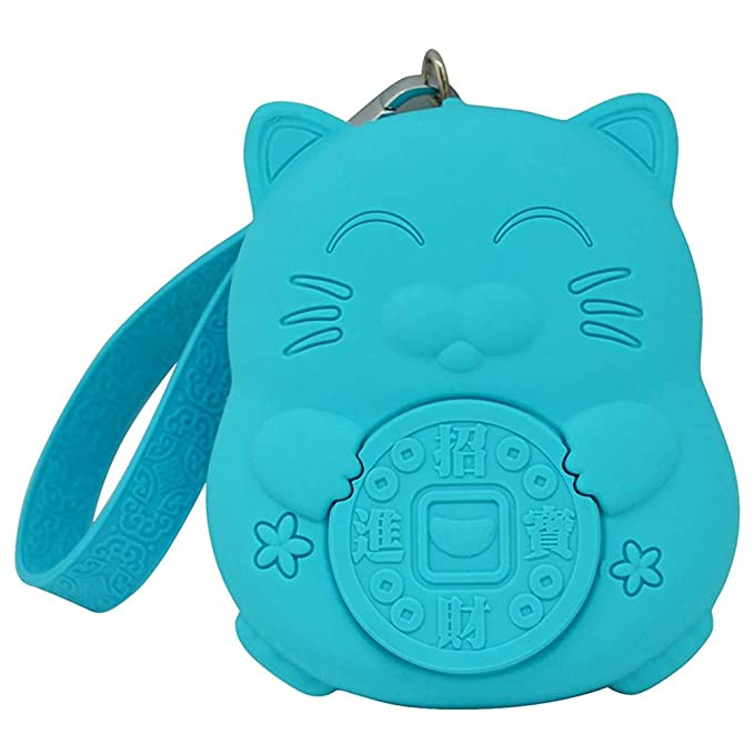 Amazon.com: Squishy Kawaii Monedero – Mini cartera bolsa de ...