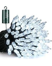 10M 100 LED Zasilanie Bateryjne Lampki Smyczkowe