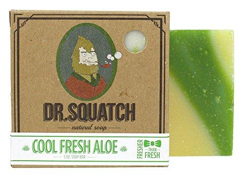 Dr Squatch Fresh Naturally Refreshing