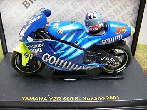 Ixo Yamaha YZR500 t.3 Gauloise Nakano (Nagano) (Nagano) (Nagano) b3600f