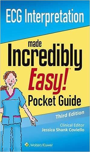 Ecg Pocket Book