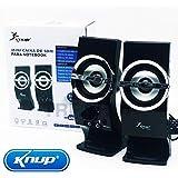 Mini Caixa de Som 5W para PC Knup KP-7024