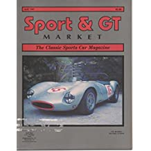 Sport and GT Market, The Classic Sports Car Magazine, May 1987 (Vol 7, No 3, Issue 75)