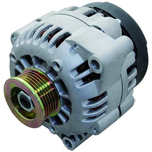 (New Alternator For 4.3 V6 GMC Chevy Blazer Bravada Jimmy Sonoma S10)