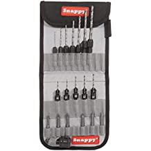 SNAPPY 25pc Countersink Drill and Driver Bit Set