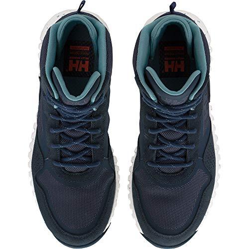 Femme Helly Randonnée Hansen nim Ullr navy 597 De Hautes Chaussures W Monashee Blue Bleu graphite Ht rrCwxqz0