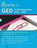 GED Math Preparation 2019-2020: GED Mathematics Skills Study Guide and Test Prep with Practice Questions Book