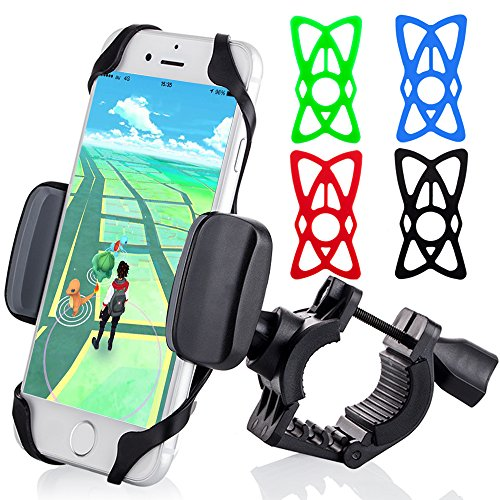 JAMRON Universal Bike Bicycle & Motorcycle Smartphone Mount