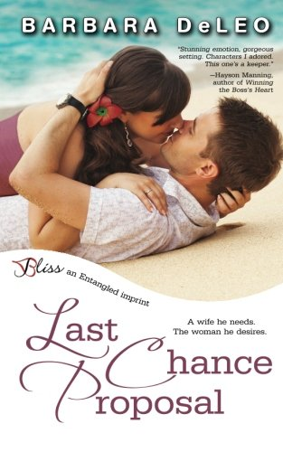 book cover of Last Chance Proposal