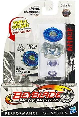 Beyblade Metal Masters Spiral Capricorn 90mf Amazon De Spielzeug