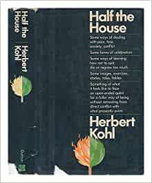 a review of the book i wont learn from you by herbert kohl I won't learn from you is herb kohl's now-classic essay available in book form for the first time, i won't learn from you serves here as herbert r kohl.