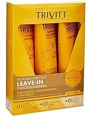 Kit Manutenção Trivitt Pós Quimica com Leave