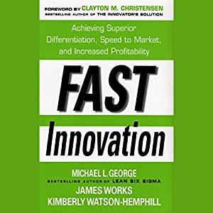 Fast Innovation Audiobook