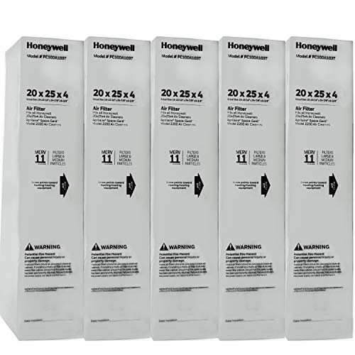 Top 9 Fc100a1037 Honeywell Filter 20X25x4 Merv11